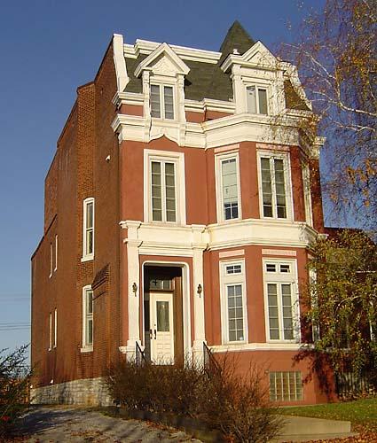 Westminster Apartments: Built St. Louis