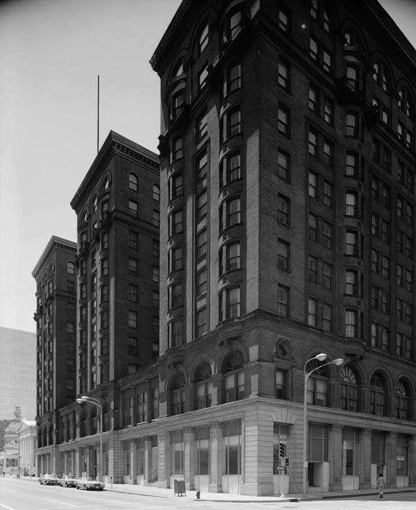 Built St Louis Historic Downtown