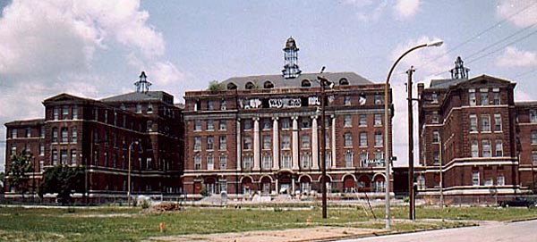 St Louis County Administration Building